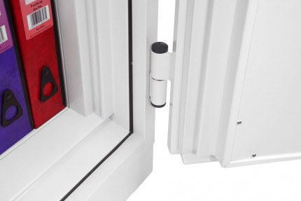 Phoenix Fire Fighter FS0442K 90 minutes Fireproof Safe - door hinge