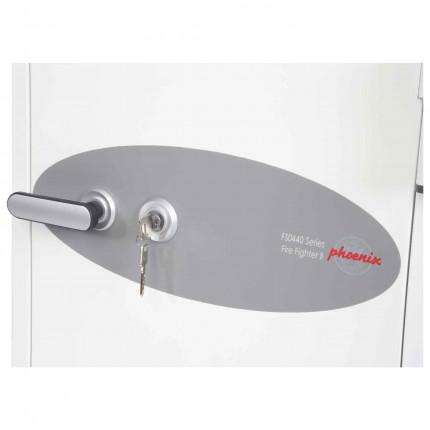 Phoenix Fire Fighter FS0443K 120 minutes Fireproof Safe - key lock