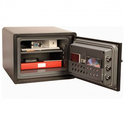 Phoenix Titan Aqua FS1291E Fire & Water Resistant Security Safe Digital Lock - door wide open