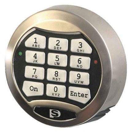 Electronic Lock for the Phoenix Firechief FS1651E