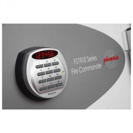Phoenix FS1911E Fire Commander Electronic 2 Hour Fireproof Cabinet - Dual User Electronic Lock