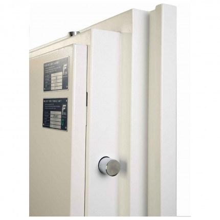 Phoenix Fire Commander PRO FS1922E 1 Hour Electronic Security Cabinet - door bolts