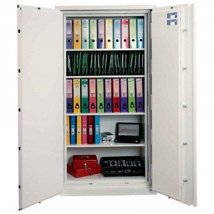 Phoenix Fire Commander PRO FS1922K Fire and Burglary Security Cabinet - fully open