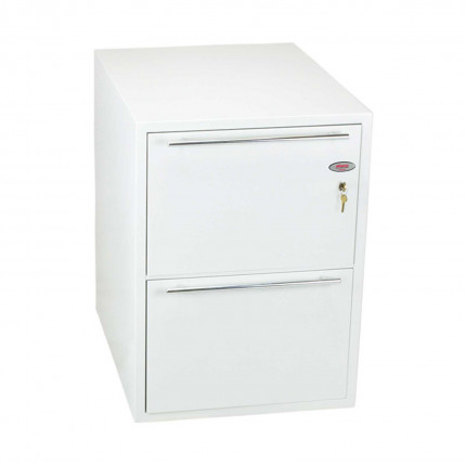 Phoenix Archivo Fire File FS2232K 2-Dr Key Lock Filing Cabinet