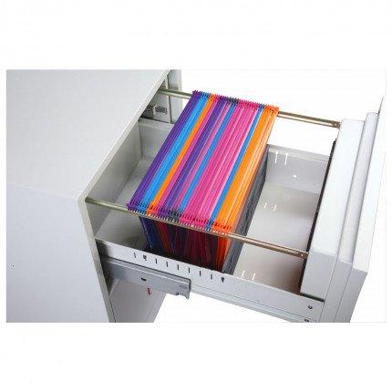 Phoenix FS2264F Vertical Firefile 4-Drw Filing Cabinet