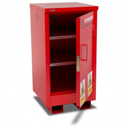 FlamStor Cabinet FSC1 - Open