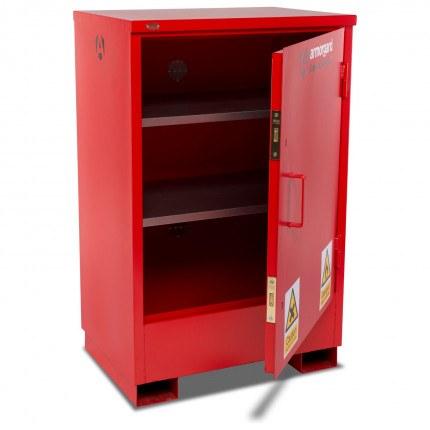 Flamstor Cabinet FSC2 - Open