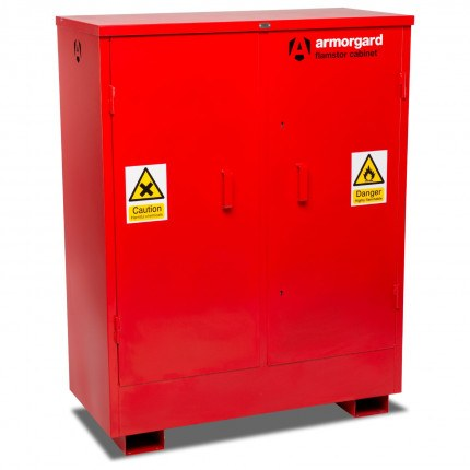 Flamstor Chemical Cabinet FSC3 - Closed