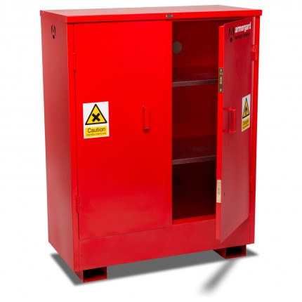 Flamstor Chemical Cabinet FSC3 - Open