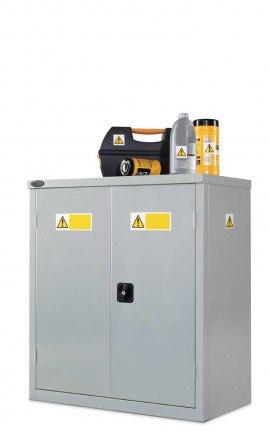 Probe GEN-O COSHH Low Double Door Steel Cabinet
