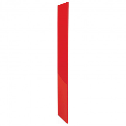 Probe ShockBox Laminate Locker End Panel - Red Dynasty