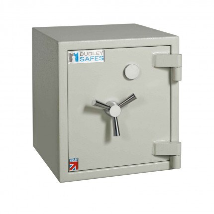 Dudley Europa 1 Eurograde 0 £6,000 High Security Fire Safe - door closed