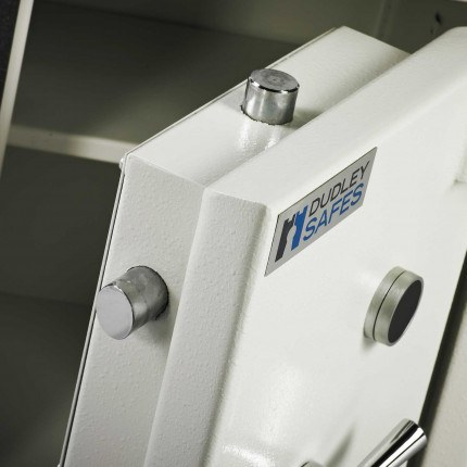 Dudley Europa £10,000 Drawer Drop Security Safe Size 2 - bolts