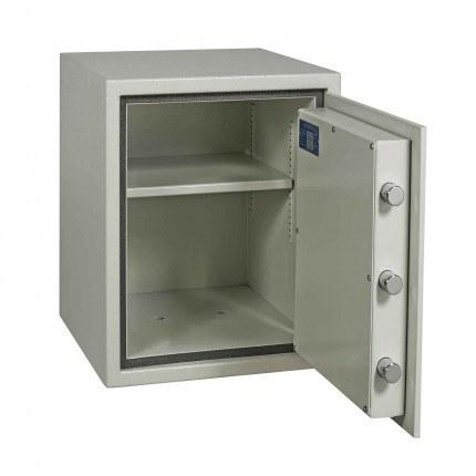 Dudley Europa 2.5 Eurograde 0 Insurance Rated High Security Fire Safe - Door wide open