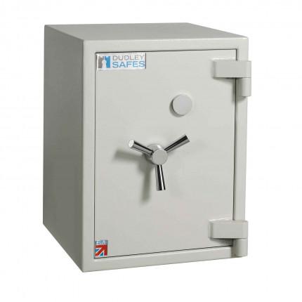 Dudley Europa 2 Eurograde 1 £10,000 High Security Fire Safe - door closed