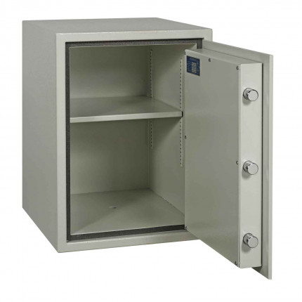 Dudley Europa 3 Eurograde 1 £10,000 High Security Fire Safe - door wide open