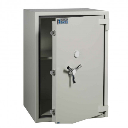 Dudley Europa 4 Eurograde 0 £6,000 High Security Fire Safe - door ajar