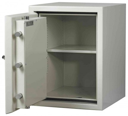 Dudley Europa Size 3 Eurograde 2 £17,500 High Security Fire Safe - Left Hinged