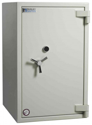 Dudley Europa £17,500 Drawer Drop Security Safe Size 5 - door closed