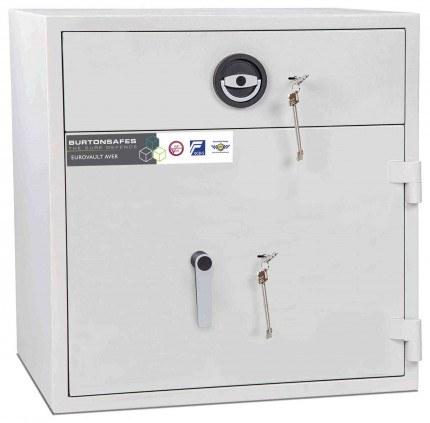 Burton Aver Eurograde 1 Key Locking Cash Deposit Safe Size 1KK