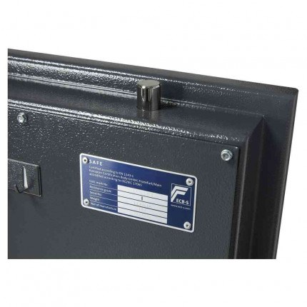 Keysecure Victor Eurograde 1 Electronic Safe - Bolt detail