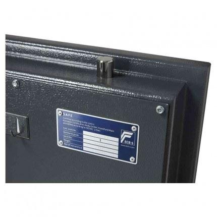 Keysecure Victor Eurograde 1 Key Lock Security Safe Size 3 - door bolt