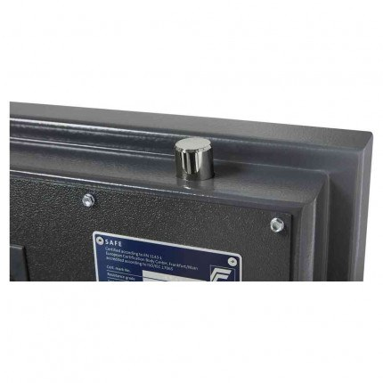 Keysecure Victor Small Eurograde 3 Electronic Safe Size 1 - door boltwork