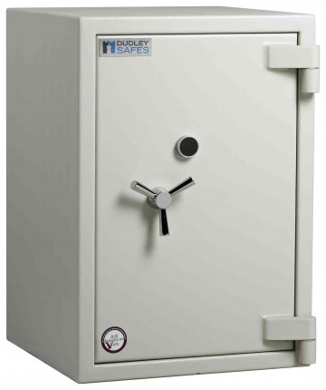 Dudley Europa Eurograde 3 £35,000 Security Safe Size 4 closed