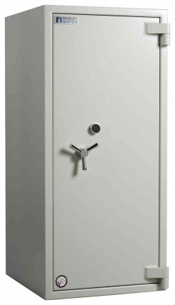Dudley Europa Eurograde 3 £35,000 Security Safe Size 6 closed