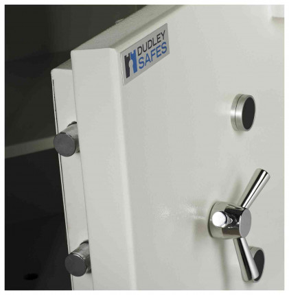 Dudley Europa Eurograde 4 £60,000 Security Safe Size 1 - door bolts