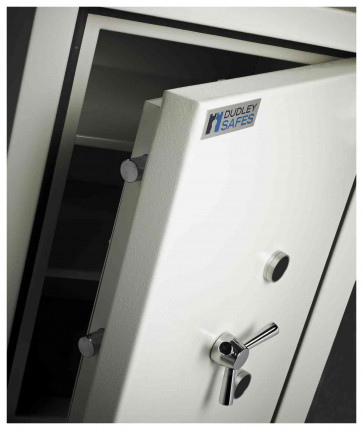 Dudley Europa £60,000 Drawer Drop Security Safe Size 2 - bolts