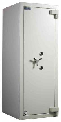 Dudley Europa Eurograde 4 £60,000 Security Safe Size 6 - closed