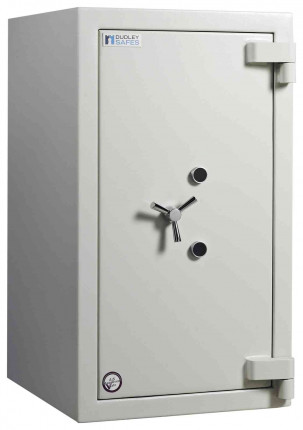 Dudley Europa Eurograde 5 £100,000 Security Safe Size 3 - closed