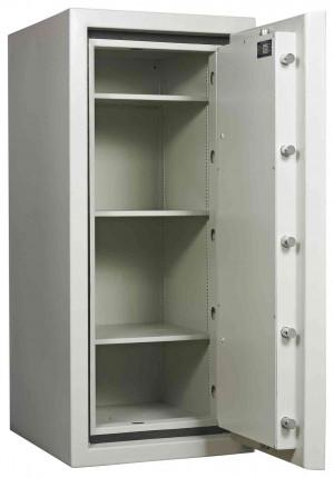 Dudley Europa Eurograde 5 £100,000 Security Safe Size 5 - door open