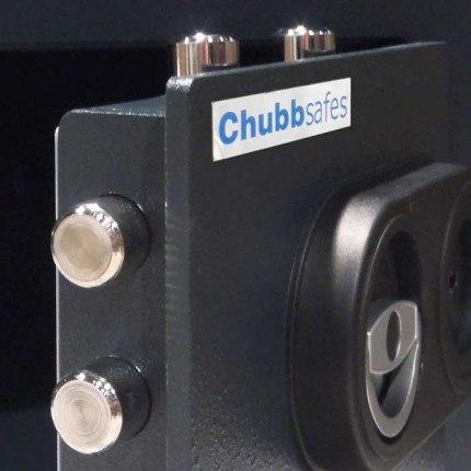 Chubbsafes Zeta 35K Bolts