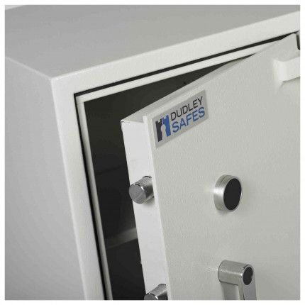 Dudley Harlech Lite S1 Size 2 Insurance Rated Security Safe - door bolts