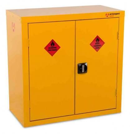Armorgard Safestor HFC3 Flammable 2 Door 900mm Cupboard - closed