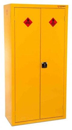 Armorgard Safestor HFC7 Flammable High 2 Door Cupboard - closed