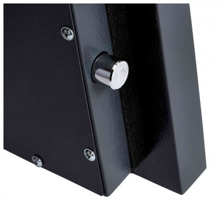 Burton Home Safe 3E Eurograde 0 £6,000 Rated Fire Security Safe - Bolt detail