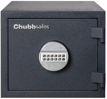 Chubbsafes Homesafe S2 10E Electronic Fire Security Safe - front