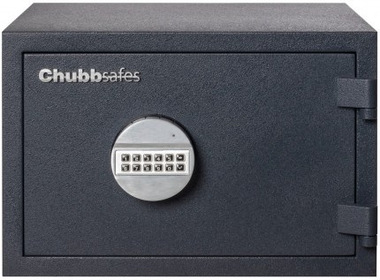 Chubbsafes Homesafe S2 20E Electronic Fire Security Safe - front
