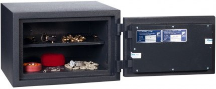 Chubbsafes Homesafe S2 20E Electronic Fire Security Safe - wide open