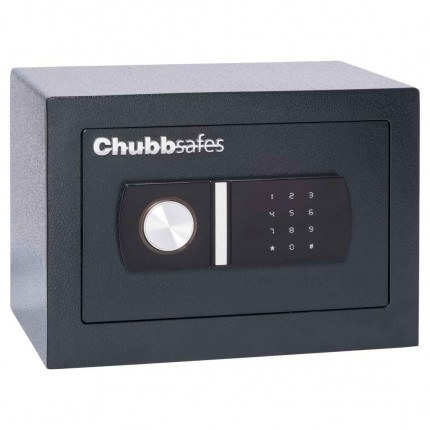 Chubbsafes HomeStar 17E Insurance Approved Electronic Security Safe - Closed
