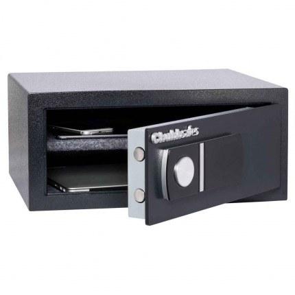 Chubbsafes Homestar Laptop Electronic Home Security Safe - Door ajar
