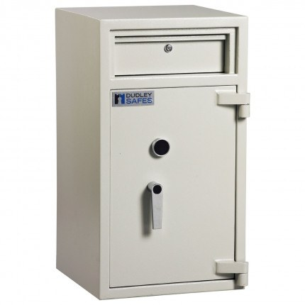Dudley Hopper CR3000 Size 2 £3000 Cash Deposit Security Safe -door closed