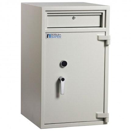 Dudley Hopper CR3000 Size 3 £3000 Cash Deposit Security Safe -door closed