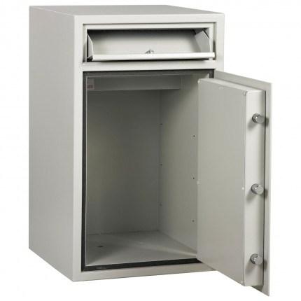 Dudley Hopper CR3000 Size 3 £3000 Cash Deposit Security Safe - door open