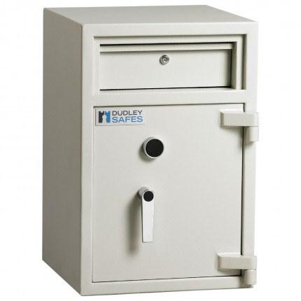 Dudley Hopper CR4000 Size 1 £4000 Cash Deposit Security Safe -door closed