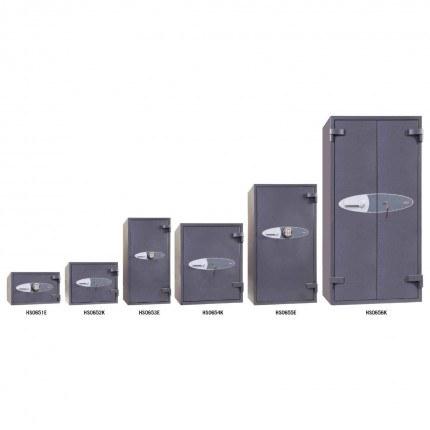Phoenix Venus HS0650 Series £6000 Rated Grade 0 Fire Security Safes