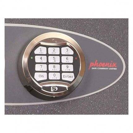 Phoenix Venus HS0653E Grade 0 Electronic Digital Lock Close Up